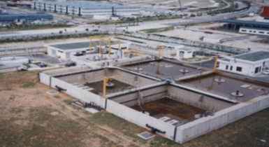 Building Singapore's First Seawater Desalination Plant